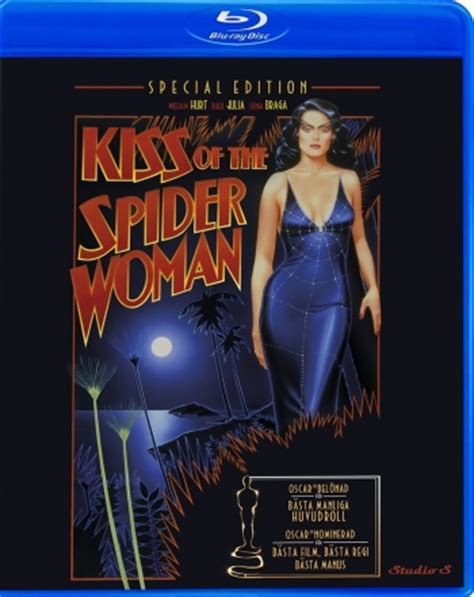 Kiss of the spider woman (Blu-ray) - Blu-ray - Discshop