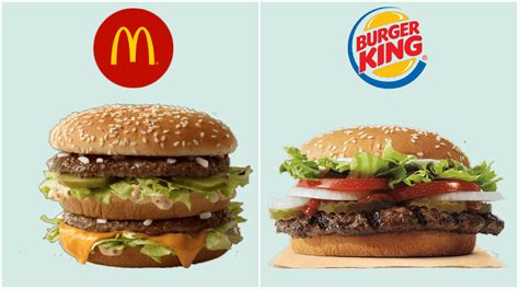 Big Mac vs Whopper: Difference Between the Burgers | Eat