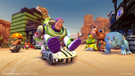 Toy Story 3: The Video Game Preview - Gamereactor