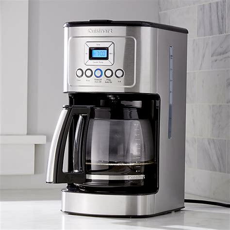 Cuisinart 14-cup Programmable Coffee Maker + Reviews