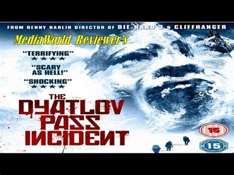 The Dyatlov Pass Incident (2013) Review - YouTube