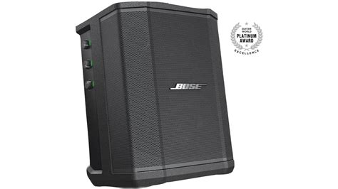 Review: Bose S1 Pro | Guitar World
