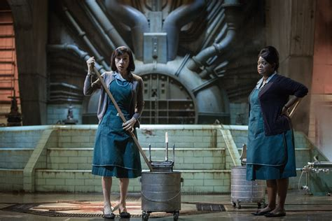 Movie review: 'The Shape of Water'   Daily Bruin