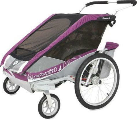 Chariot Cougar 2: Trailers   eBay