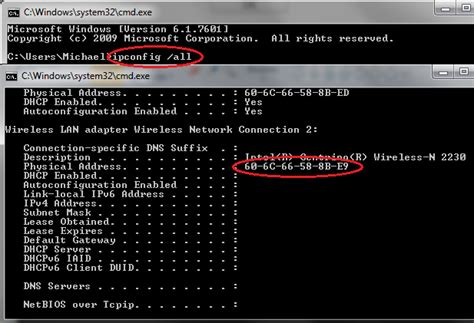 The Definition of MAC Address and How to Change it