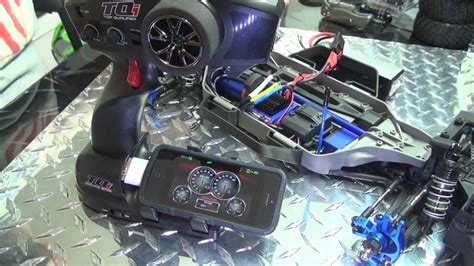 Traxxas Rally 4WD with TQi Telemetry Installed - YouTube
