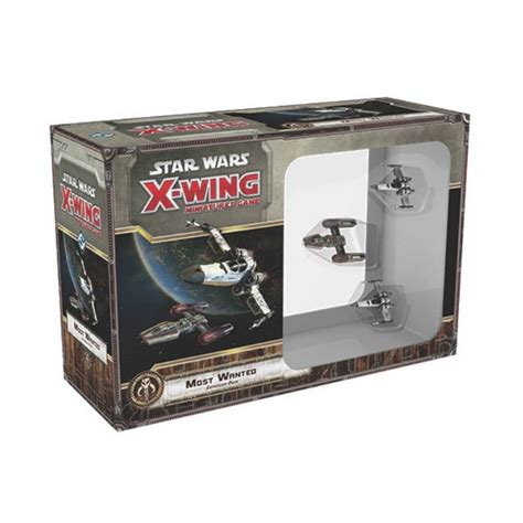 Star Wars: X-Wing Miniatures Game - Most Wanted (Exp