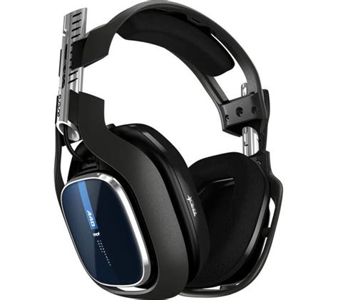 Buy ASTRO A40TR Gaming Headset & MixAmp Pro - Black, PS4