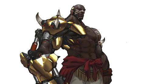 Doomfist will finally join the Overwatch roster next week