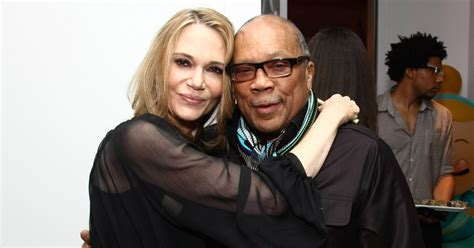 Quincy Jones Reacts to Ex-Wife Peggy Lipton's Death With