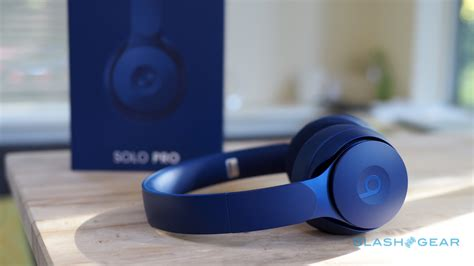 Beats Solo Pro Review – Active noise cancellation with an