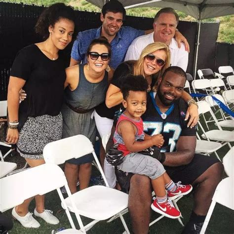 Is Michael Oher Married? His Biography, Wife, Daughter