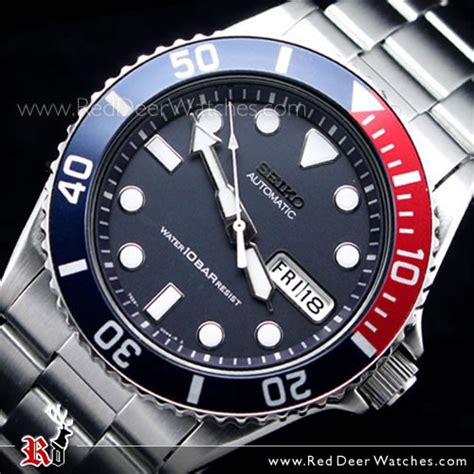 BUY Seiko Watches Automatic Men's 100m Dive Oyster Watch