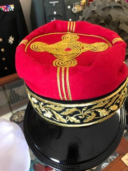 REPLICA WW1 FRENCH GENERALS KEPI, ALL SIZES ARE AVAILABLE