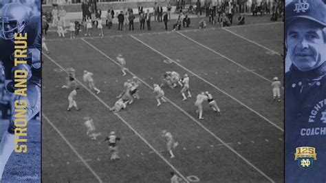 The Real Rudy - 125 Years of ND Football - Moment #084