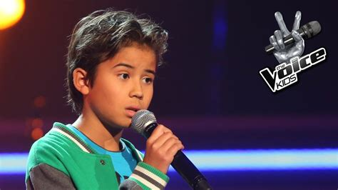 Bodi - Fix You (The Voice Kids 3: The Blind Auditions