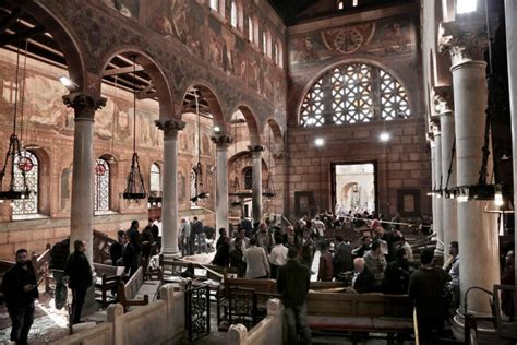 Cairo mourns 24 dead in cathedral bombing