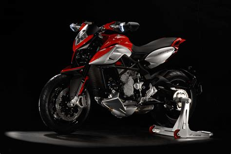 MV Agusta Rivale Production in the Second-Half of 2013
