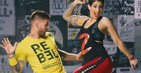 #RebelWithACause - Your New Zumba® Wear Collection - Zlife