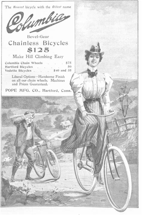 Gallery: Early Bicycle Advertisements | The Saturday