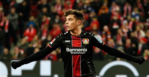 Kai Havertz refuses to rule out transfer amid Arsenal and