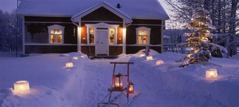 My first Finnish Christmas: Cold but cosy - thisisFINLAND