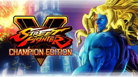 Street Fighter 5: Champion Edition - TFG Preview / Art Gallery