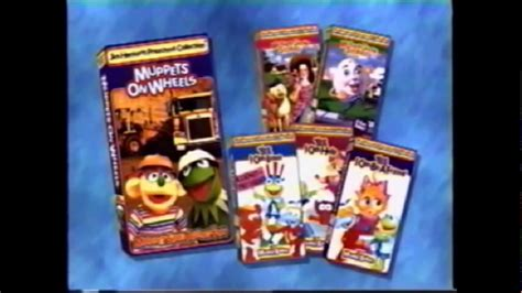 Opening to Muppet Sing Alongs: The Muppet Christmas Songs