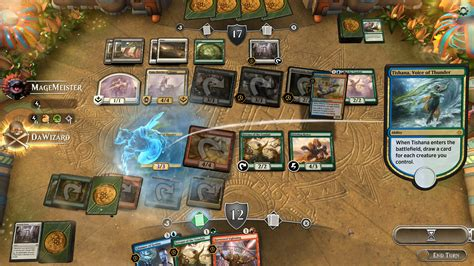 Magic: The Gathering Arena Is A Nice Stepping Stone For A