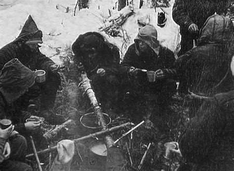 PICTURES OF THE DYATLOV PASS MASSACRE--HOW THE DEAD WERE FOUND