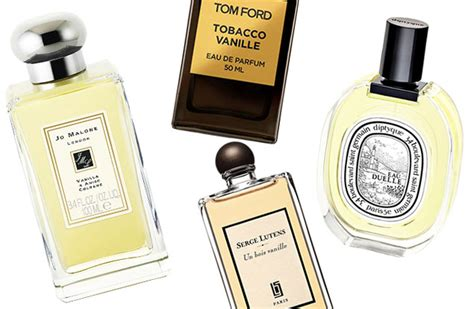 14 of the best vanilla perfumes | Global Blue