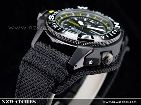 BUY Seiko Map Meter Nylon Strap 200m Diver Watch SKZ317J1