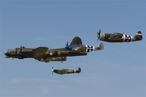IWM Duxford Spring Air Show Report By UK Airshow Review