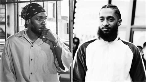 From Kendrick Lamar to Nipsey Hussle: Becoming a Community