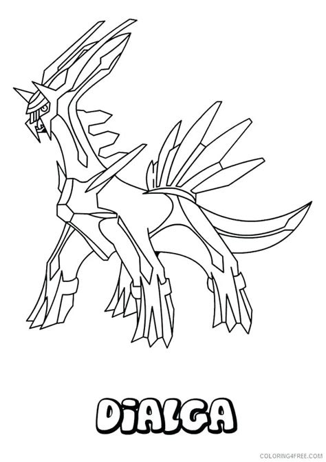 Mythical Pokemon Coloring Pages at GetColorings