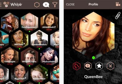 Whiplr, the Fifty Shades-inspired Tinder app fee