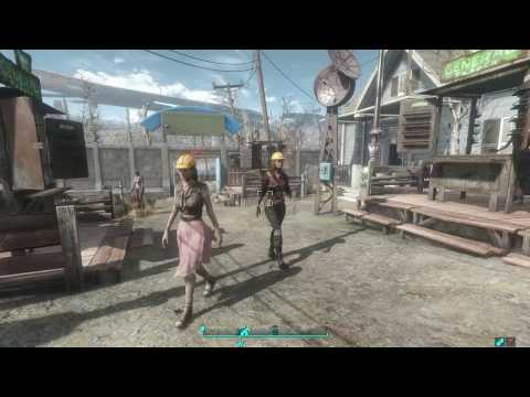[PS4] Fallout 4 Child Settlers - Kids of the Commonwealth