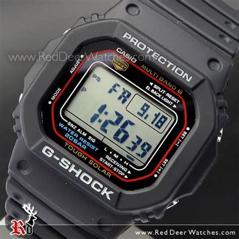 BUY Casio G-Shock Solar 200M Multi-band 6 Atomic Sport