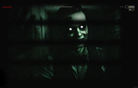 The Groom Finds Love in Freaky 'Outlast' Cosplay - Bloody