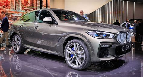 The Bold And The Very Fast: 2020 BMW X6 M50i Lands On Home