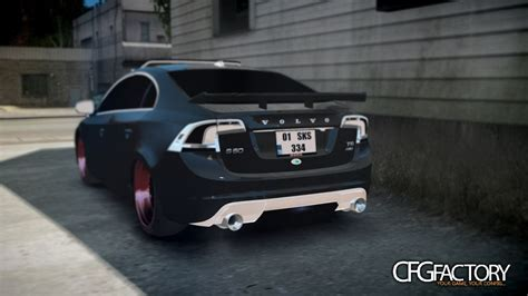 Volvo S60 Modified download - CFGFactory