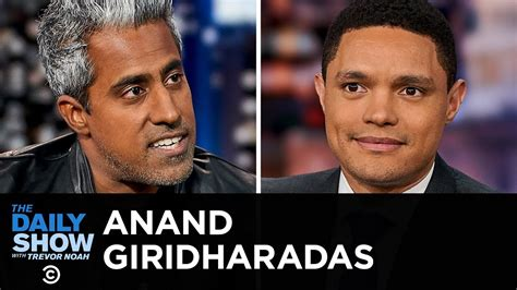 """Anand Giridharadas - """"Winners Take All"""" and the Paradox of"""
