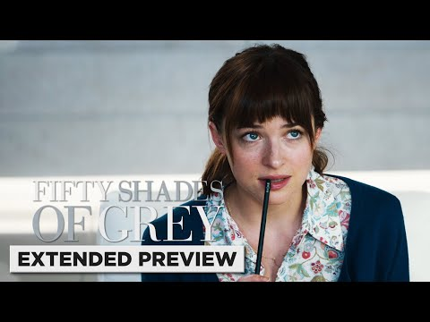 Fifty Shades Of Grey DVD/Blu-ray Release Date Set, Unrated
