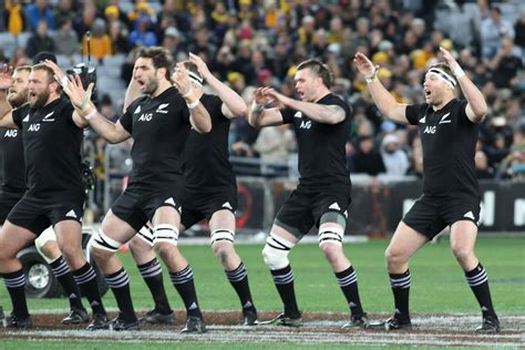 """The """"All Blacks"""" Haka has a bigger meaning than you think"""