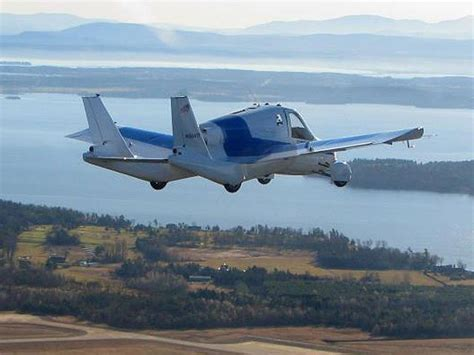 Woburn Company Close To Selling Flying Car – CBS Boston