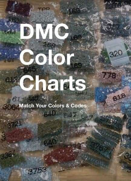 Official Diamond Painting Workbook - Log Book With DMC