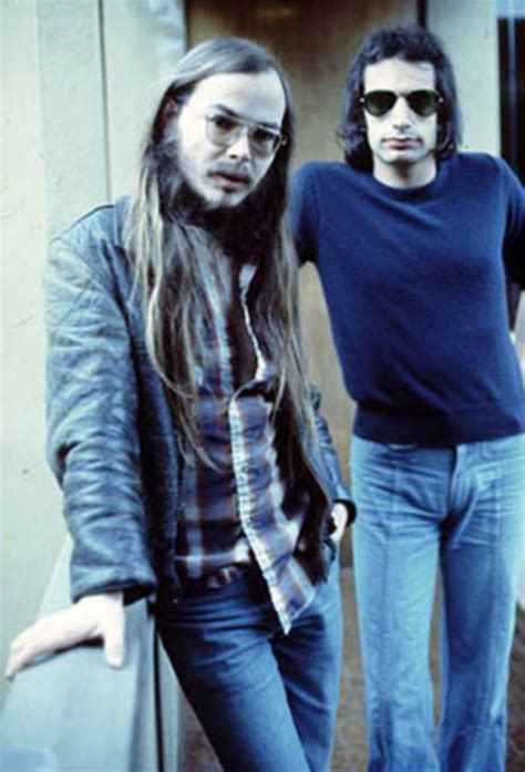 Aloha, Walter Becker of Steely Dan – The Bigger Picture