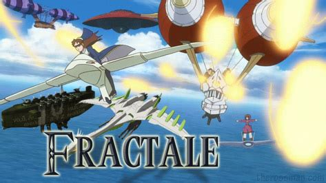 Anime Review, Rating, Rossmaning: Fractale