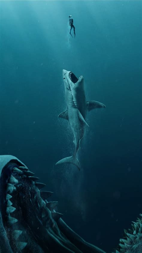 The Meg 2018 4K Wallpapers | HD Wallpapers | ID #24721