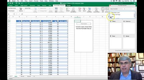 How to Make a Frequency Table in Excel 2016 for Mac